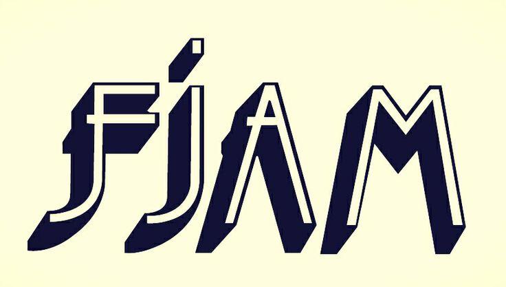 Fiam's logo 1973.  #Fiam #madeinitaly #furniture #glass #interiordesign #design  www.fiamitalia.it/