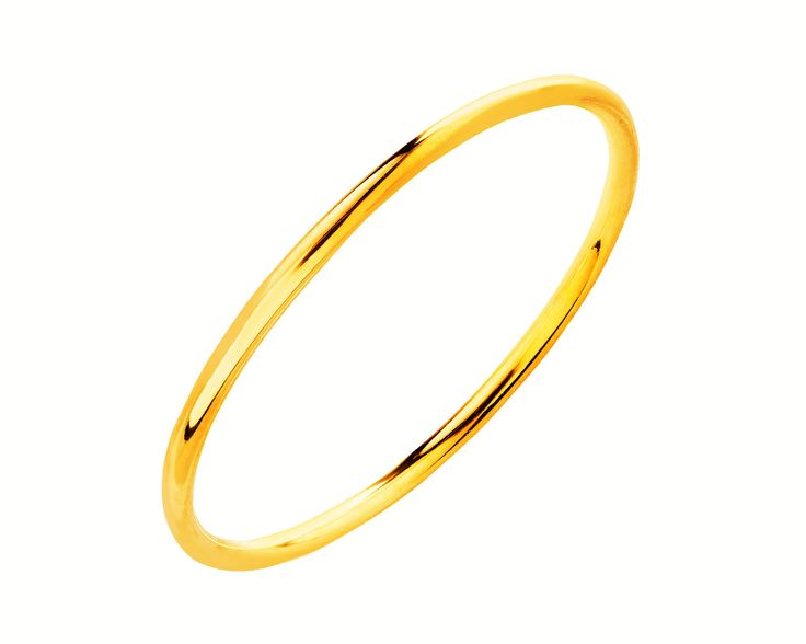 Złoty pierścionek - wzór P-947.01 / Apart
