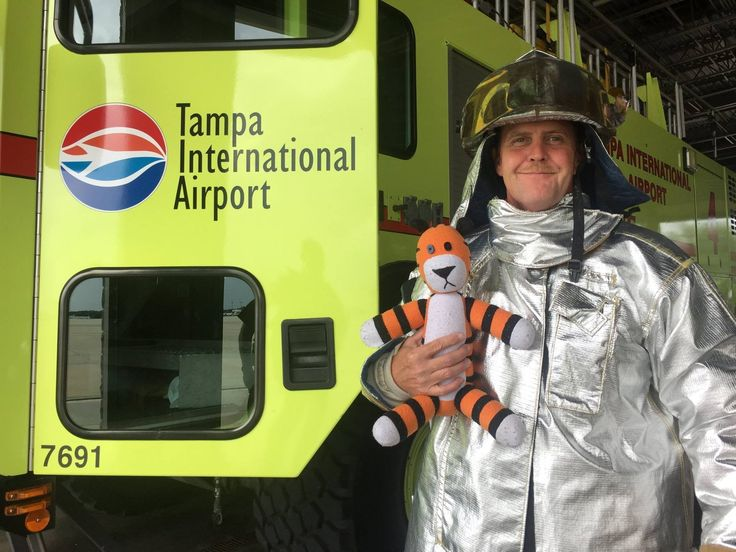 Boy Who Lost Stuffed Tiger At Airport Finds Tiger Stayed Very Busy - the tiger was safely reunited with his young owner — along with a photo album of his exploits.