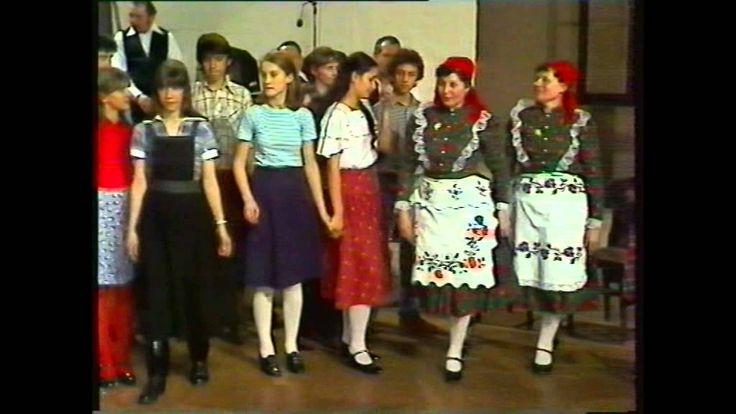 Aprók tánca 2 - Keleti palóc táncok (Domaháza)