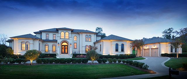 1000 images about mediterranean custom home castle for Custom mediterranean homes