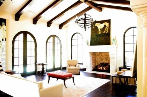 Living Room In Spanish Mesmerizing Design Review