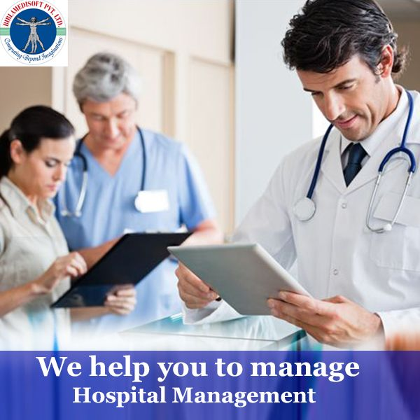 We help you to #Manage #Hospital Management - For More Information Please Visit us - www.birlamedisoft.com