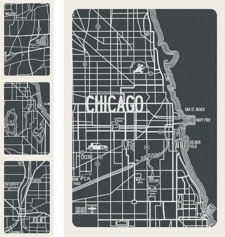 22 best chicago images on Pinterest  Chicago illinois Vintage