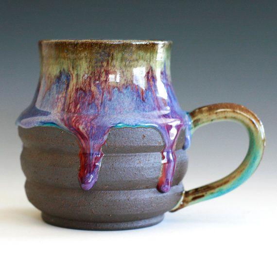 Gorgeous Mug from Etsy    http://www.etsy.com/listing/97009644/large-coffee-mug-holds-17-oz-handmade