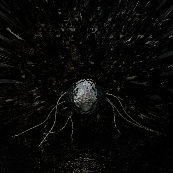 "Day 14: ""Controlled Environment"" by Drasko V #create #daily #art #alien #scifi #design #experimental #universe #cinema4d"