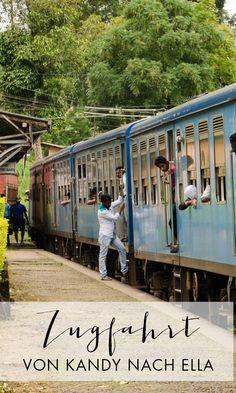 Die Zugfahrt von Kandy nach Ella gehört zum Pflichtprogramm deiner Sri Lanka-Reise. Wir geben dir Tipps und erzählen von unseren Erlebnissen.