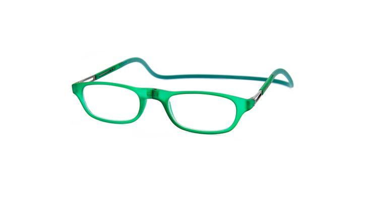 Gafas de lectura con conexión frontal. it's Slastik… it's magnetik. #eyewear #slastik #gafalectura #Garbi