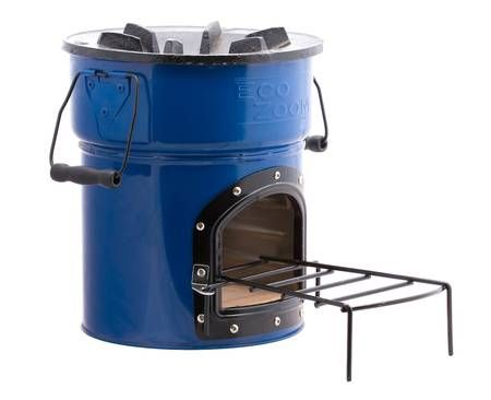 Small rocket stove makes for an efficient offgrid or for Most efficient rocket stove design