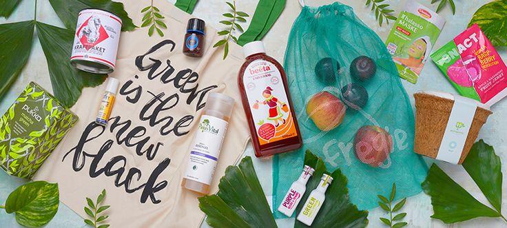 Im Oktober steckt deine TrendBox zum Thema Go Green voller nachhaltiger und grüner Produkte, die dich zu einem grünen Lifestyle inspirieren. Gefüllt mit 12 hochwertigen und innovativen Überraschungen gab es auch in diesem Monat, wieder…