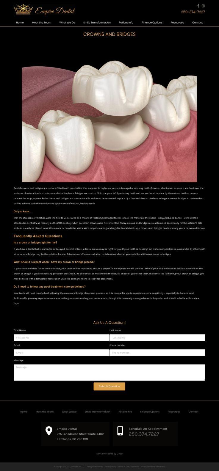 Dentist kamloops dental care dental dentist