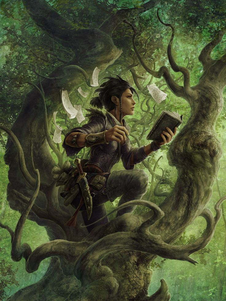 Beast Tracker by ~JasonEngle [ female, wizard, ranger, druid ]Jasonengle Deviantart Com, Beast Trackerjason, Concept Art, Magic Cards, Fantasy Art, Jason Engle, Book Pages, Female Warriors, Jasonengl S Deviantart