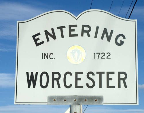 Worcester, Massachusetts -- many times while working for the FDIC in Franklin, MA