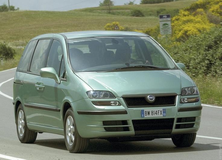 2002 Fiat Ulysse 2.0 JTD