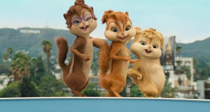 19 best ALVIN AND THE CHIPMUNKS AND CHIPETTES images on ...