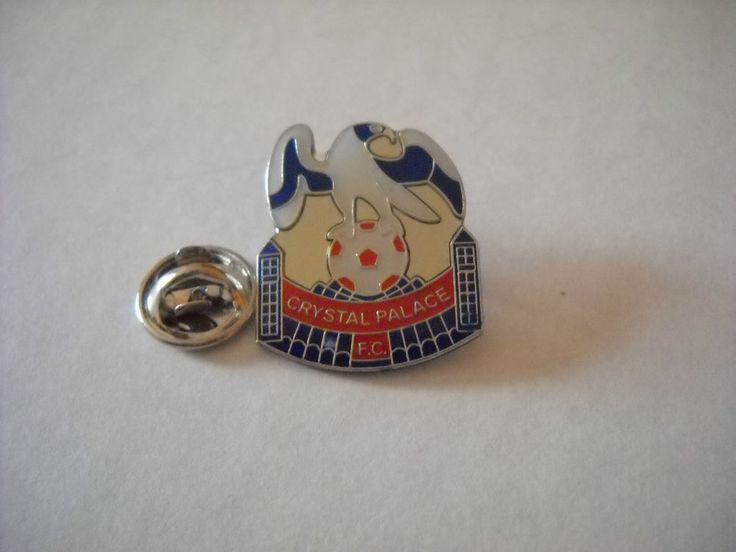 a3 CRYSTAL PALACE FC club spilla football calcio pins badge inghilterra england