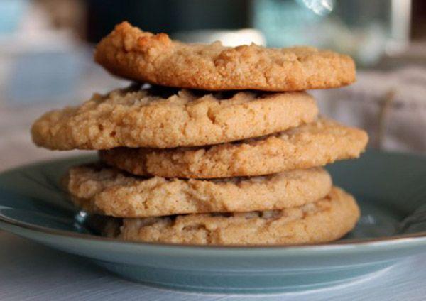 Paleo cookies αμυγδάλου