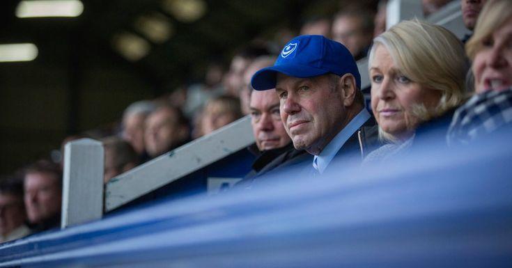 #MONSTASQUADD On Soccer: Michael Eisner Sketches a Happy Ending for Portsmouth F.C.