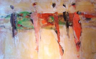 "Contemporary Art offered by Art Post Gallery, located in Glenview (north of Chicago). Featuring Natasha Barnes, Ursula J. Brenner, Downe Burns, Robert Charon, Antoine Claes, David D. Fernandez, Cheryl M. Gross, Thomas Hamann, Scott Jones, Jodi Maas, Kaoru H. Mansour, Tom Matucci, Heather McAlpine, Kathleen Doud Reilly, Bob Ransley, Elise Remender, Natalya Romanovsky, Michael Rozenvain, Tino Rusconi, Sacha Barrette (""Sacha""), Philip Saxon, Anke Schofield, Starlie Sokol Hohne, Yuri Tremler…"