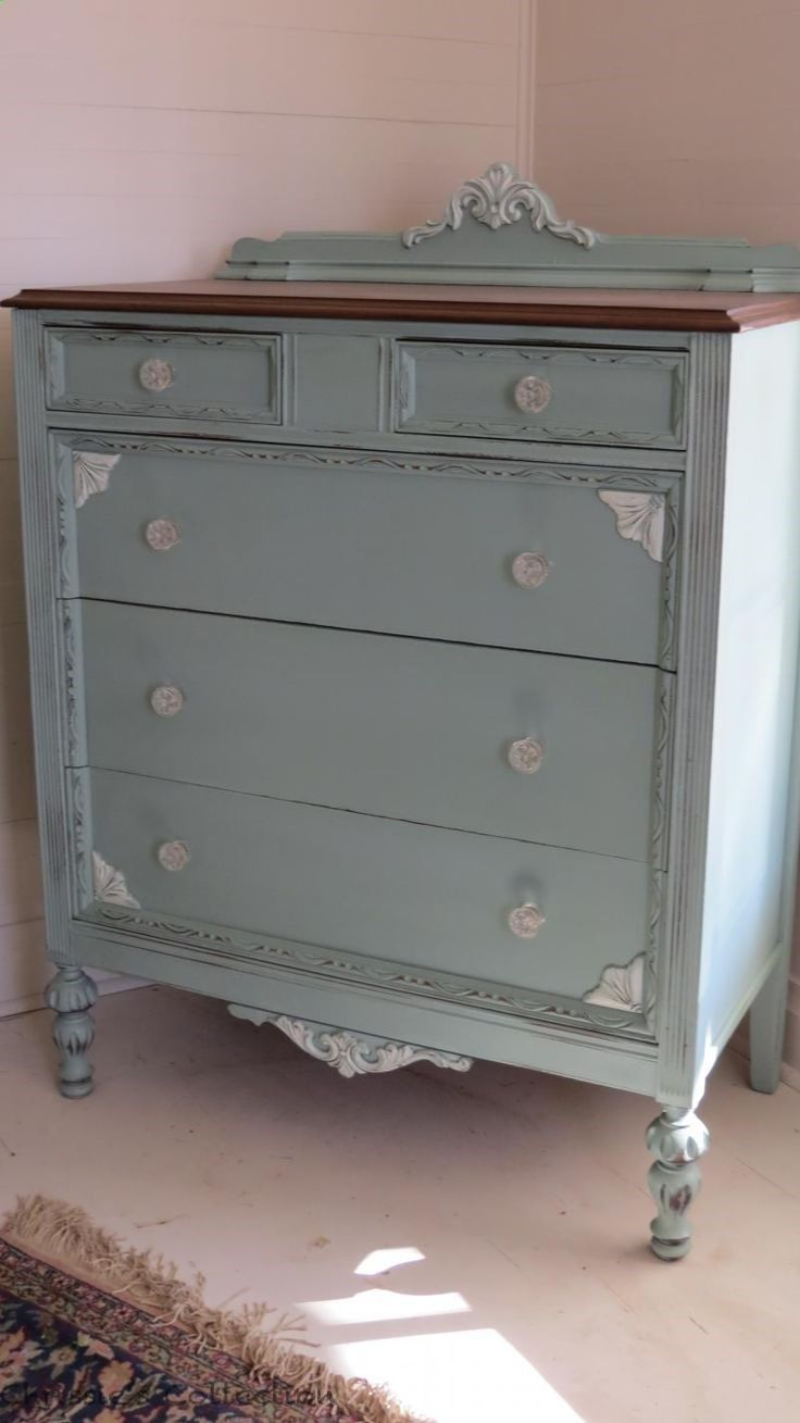 Painted furniture chalk painting ideas pinterest for Ideas for painting a dresser