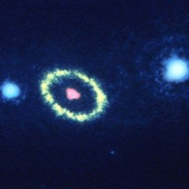 """15805428878_6bc3919927_o - Supernowa 1987A - zdjęcie z 1990 r z teleskopu Hubble""""a"""