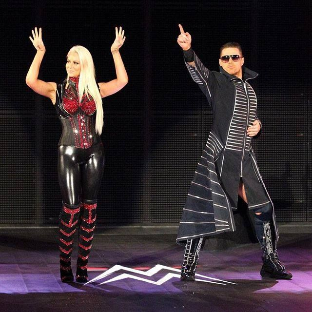 Image result for the miz and maryse 2017