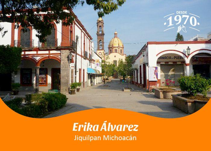 Jiquilpan, Michoacán por Erika Álvarez.