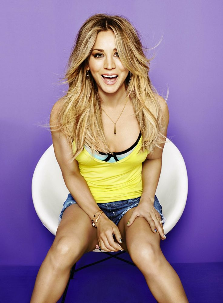 Kaley Cuoco Sweeting For Cosmo May 2014 ♀ Kaley Cuoco