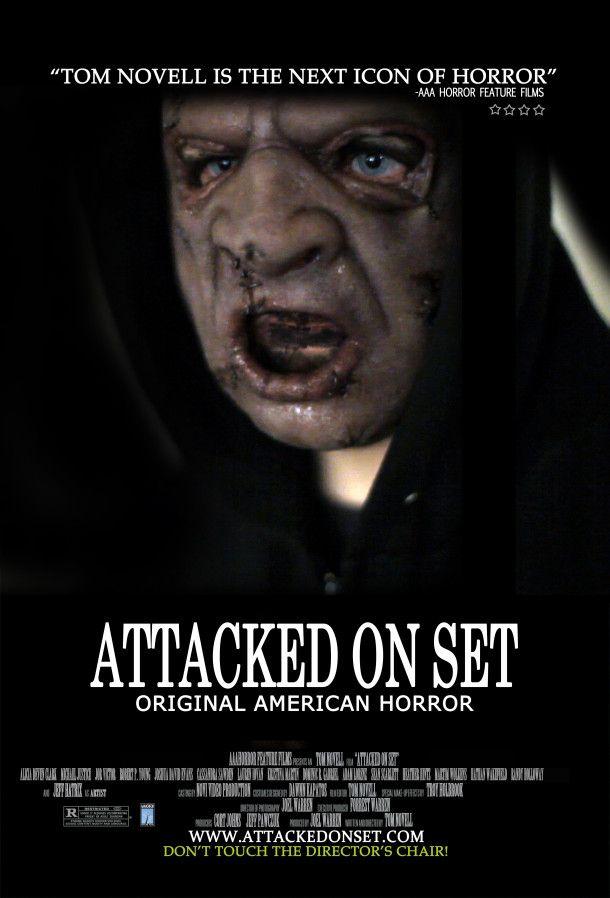 Attacked on Set 2012 Movie