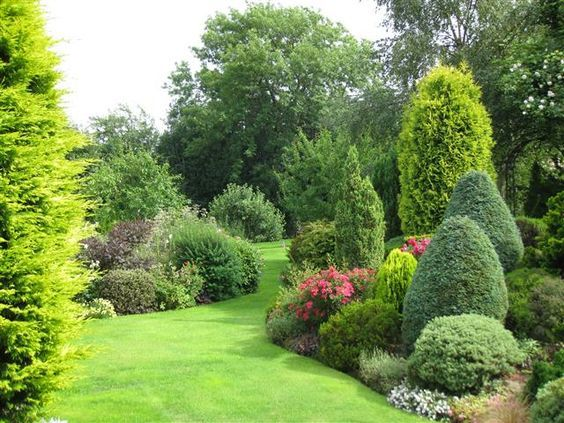 Image Result For Meadow Gardens With Evergreens 400 x 300