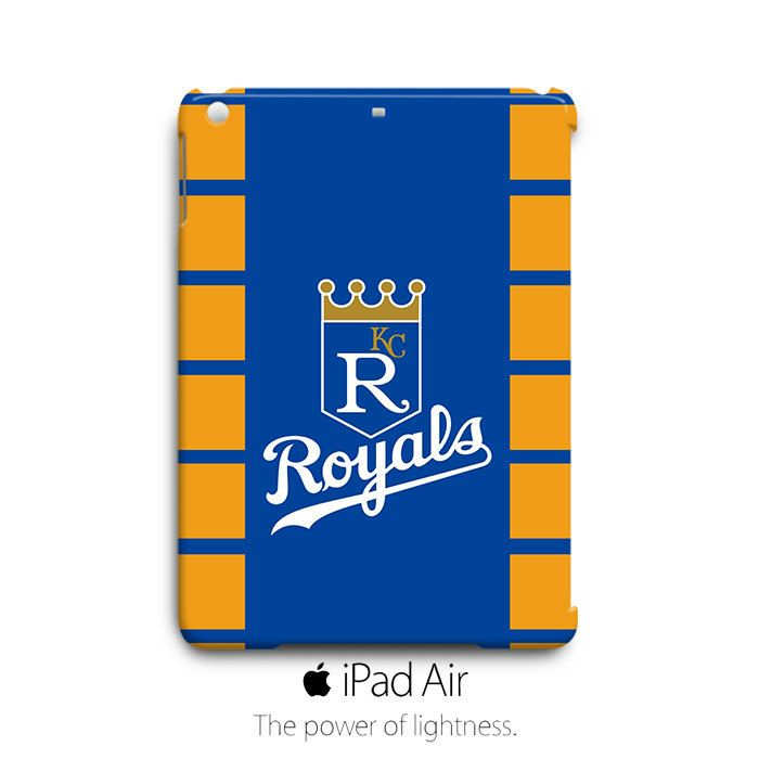 Kansas City Royals iPad Air Case Cover Wrap Around