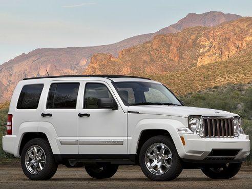 Jeep Liberty (2007 – 2012).