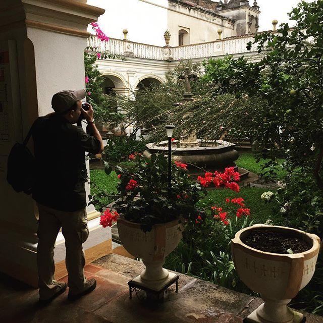 Inside San Juan El Obispo Palace, not that far from La Antigua #Guatemala #CentralAmerica #travelphotography #traveller   suchitoto.tours@gmail.com