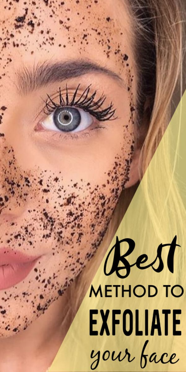 See how she exfoliate face. I'm sure after reading this you will try it for sure