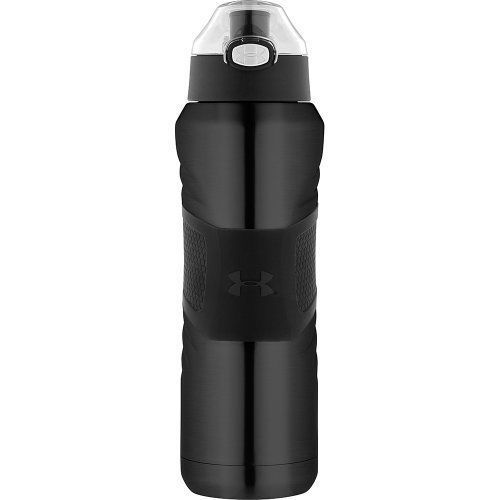 Hydration Water Bottle Cold Steel Athletes Sports School College Flip Fitness  #HydrationWaterBottle