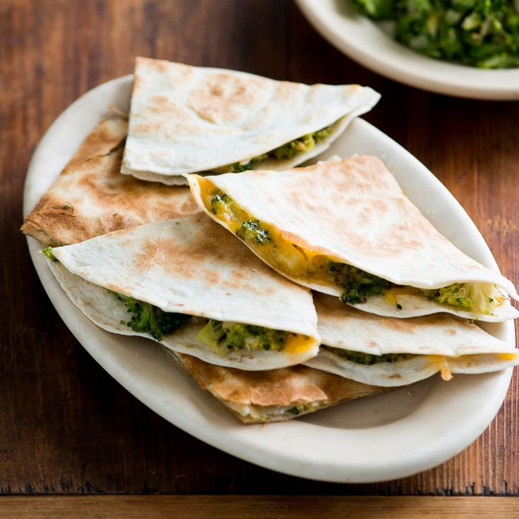 This quick and easy vegetarian quesadilla recipe couldn't be easier to make. Bonus: it's ready in just 30 minutes.