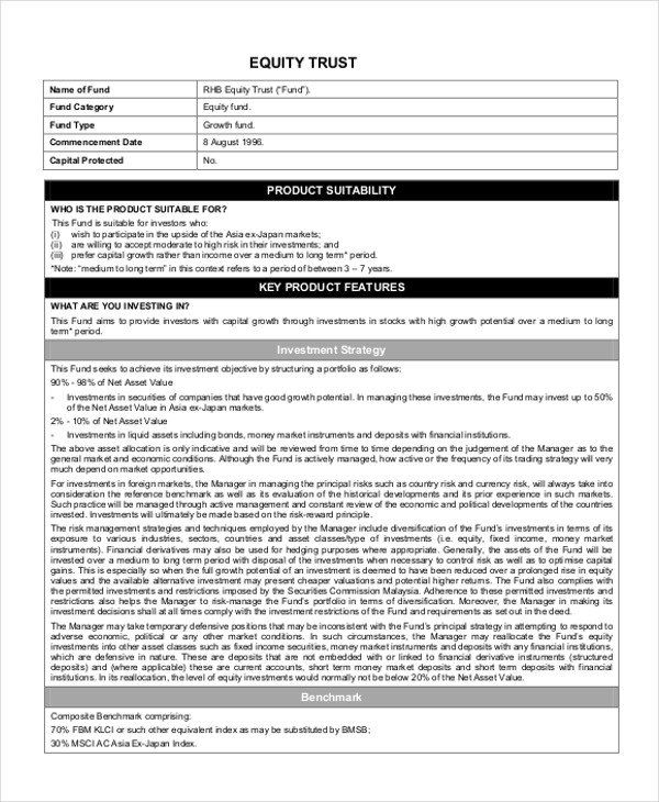 Will And Trust Forms Sample Will And Trust Form 15 Free Documents In Pdf Living Will Template Job Application Form Trust
