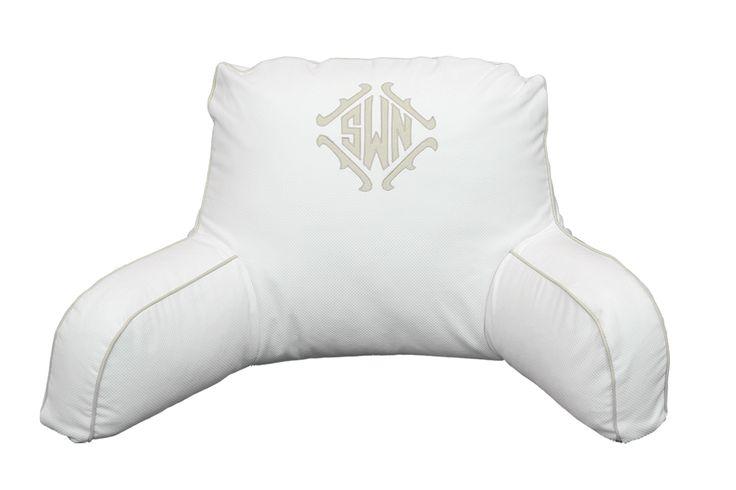 Maxwell Husband Pillow Leontine Linens Linen
