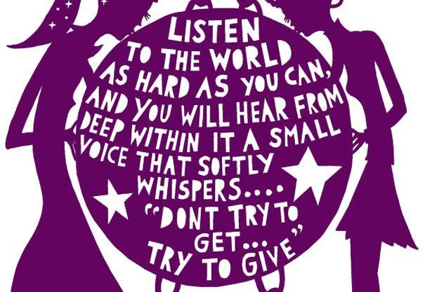 Listen to the world