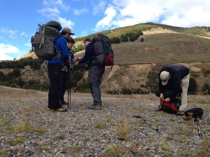 Trekking Las Horquetas