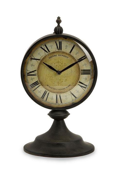 "Christopher Clock 14""""h x 7.25""""d"