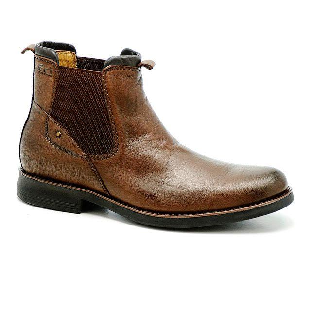 a4d82d5c3 Ferricelli apresenta sua Nova Coleção de Botas Masculinas 2017 | Men Boots  | Botas masculinas, Coturno masculino, Bota chelsea masculina