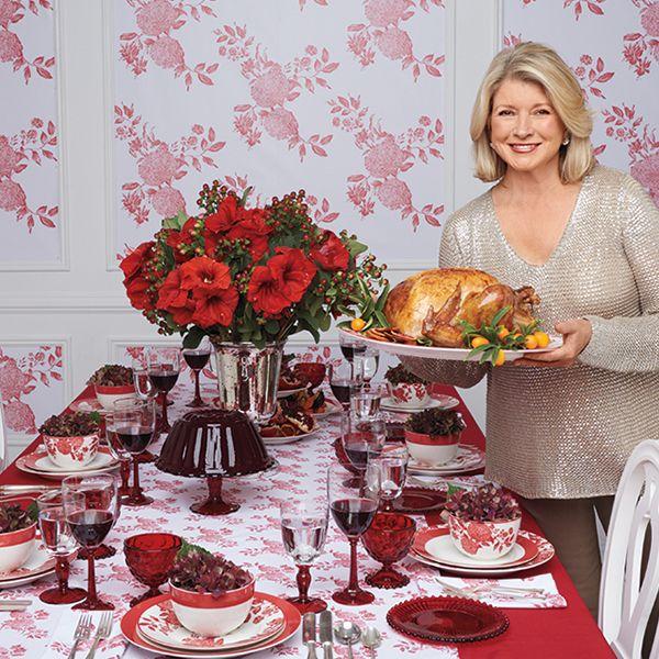 Martha Stewart Collection Dinnerware Red Orleans Collection  sc 1 st  Pinterest & 26 best Martha images on Pinterest | Martha stewart Entertaining ...
