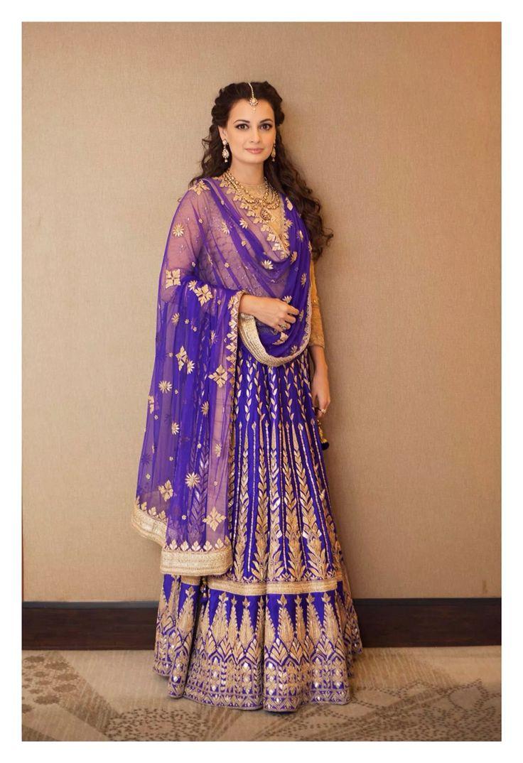 Want this!!! Diya mirza's wedding ❤️❤️
