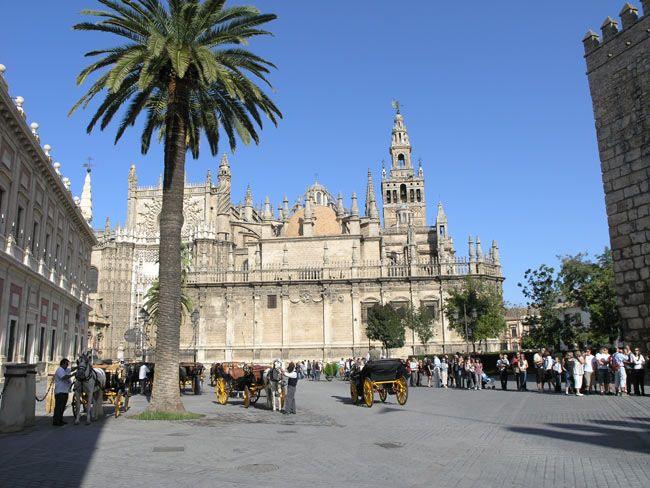 Atrações Turísticas de Sevilha                                                                                                                                                                                 Mais