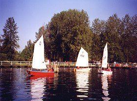 Campingplatz Seecamping Flessenow am Schweriner See, nahe Schwerin in Mecklenburg-Vorpommern(MV)