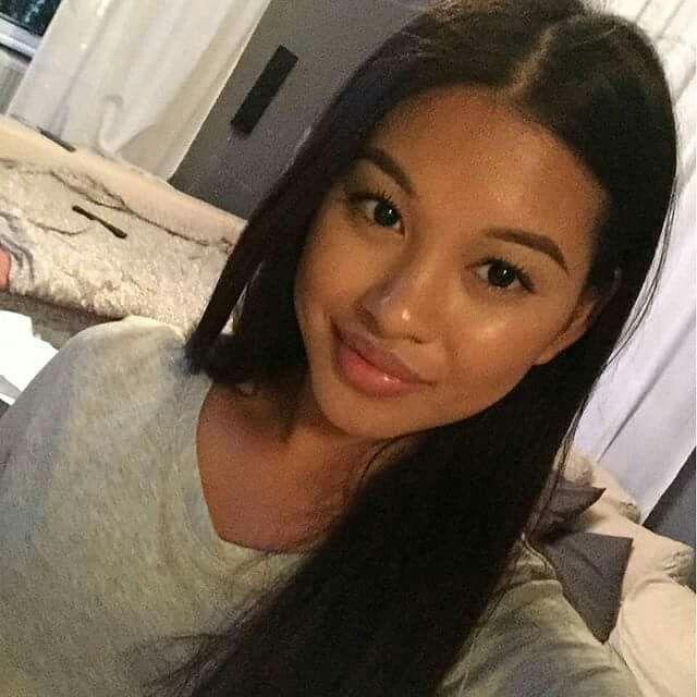 Half black asian girls
