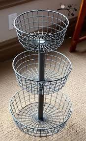 Image result for 3 tier fruit basket