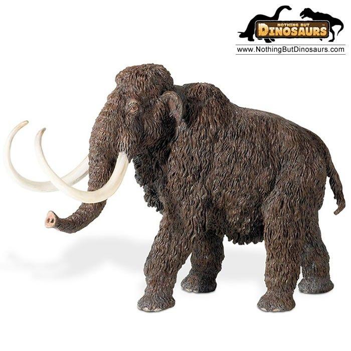 Woolly Mammoth Dinosaur Scale Model Toy Caleb S Wishlist