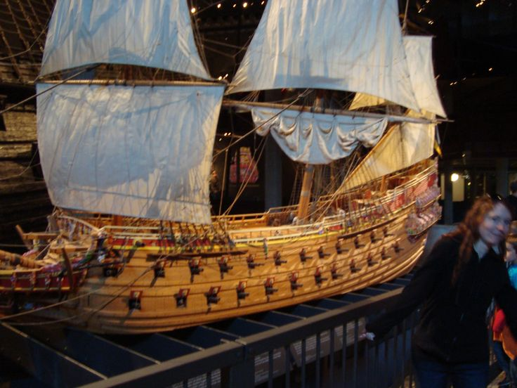 Stockholm: Vasa Ship | kimandsamfinland